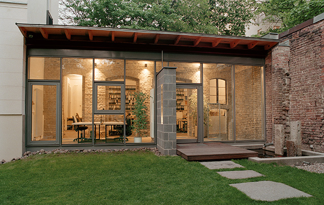 kwp-architekten Büro