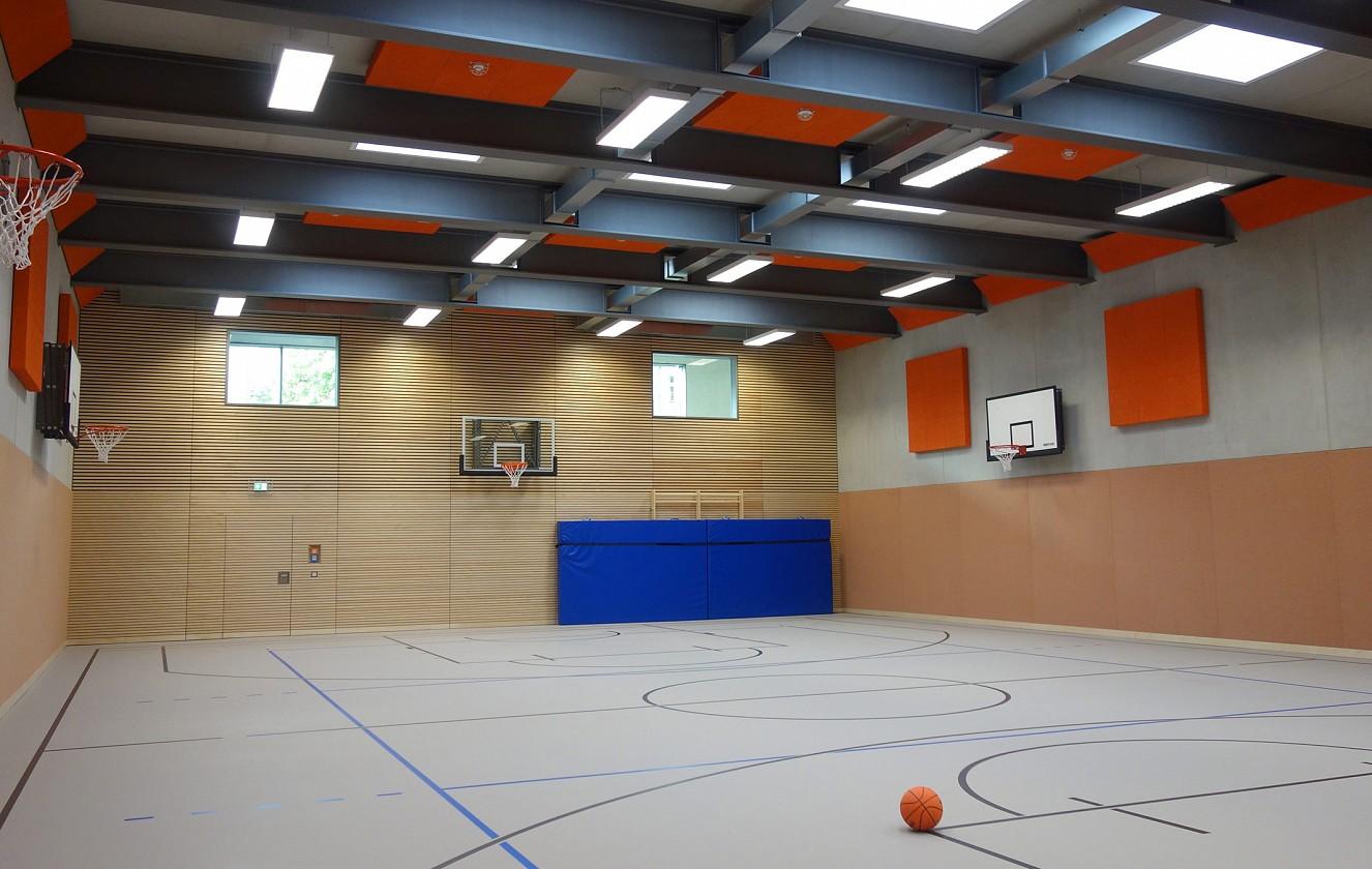 Doppel-Sporthalle, Berlin-Prenzlauer Berg