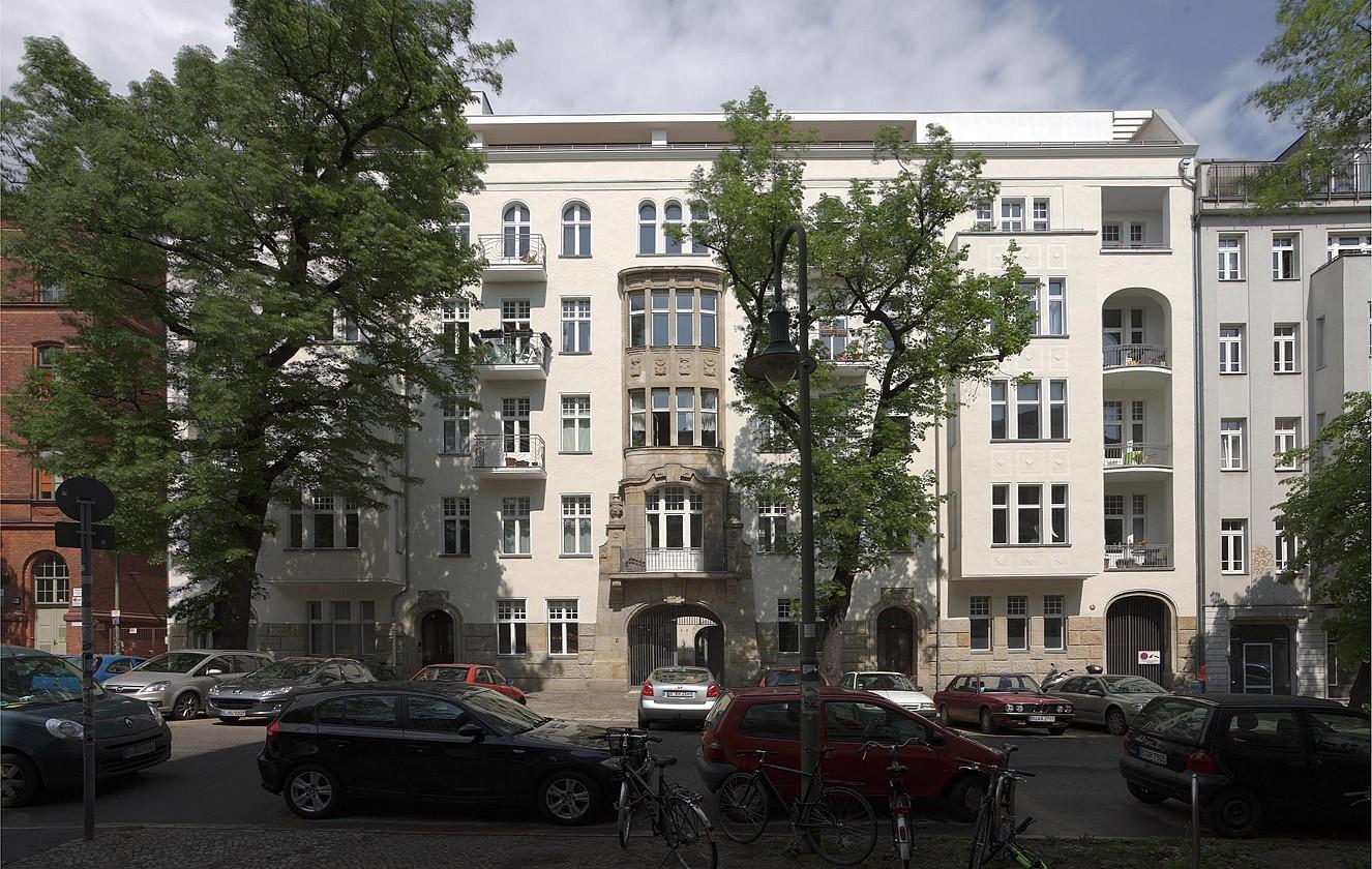 Alte Hutfabrik, Berlin-Penzlauer Berg