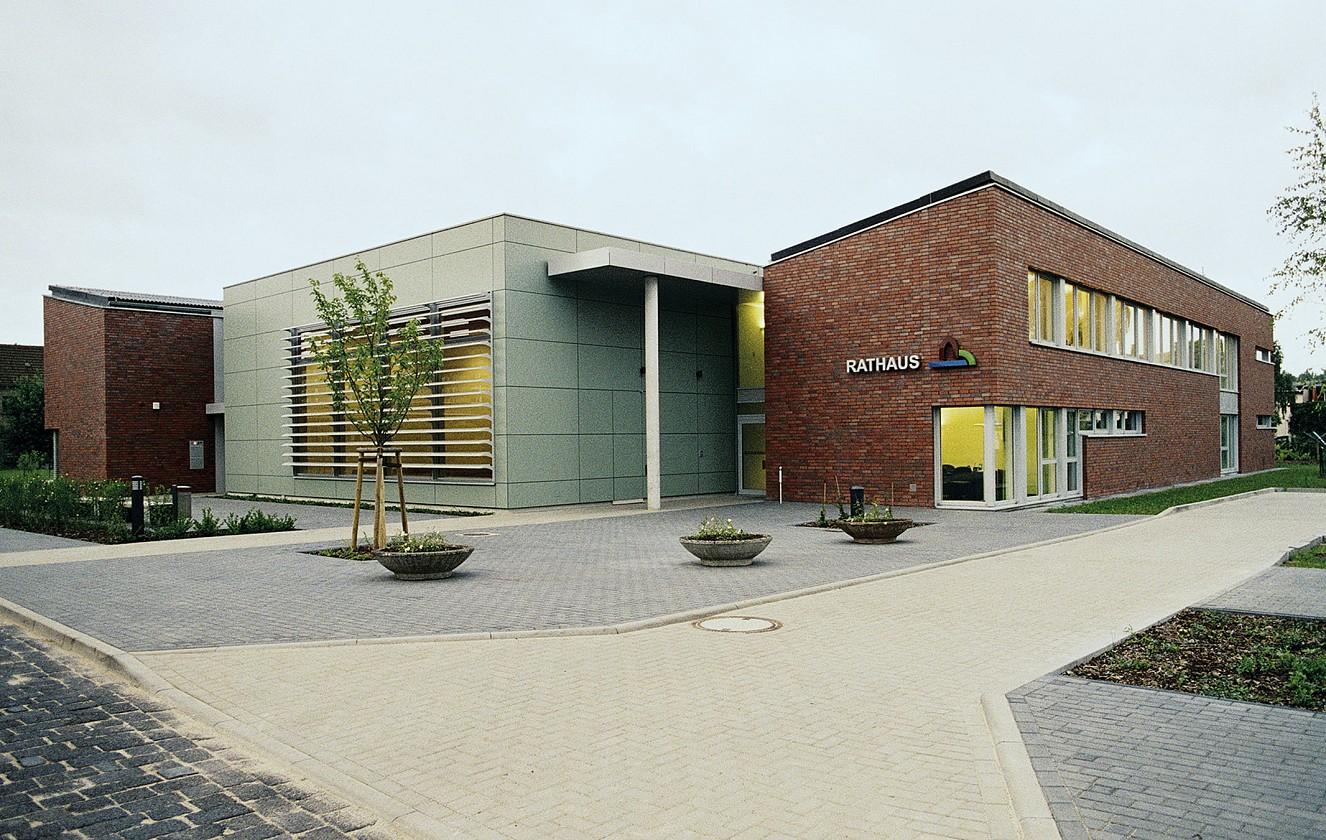 Rathaus Chorin, Britz-Chorin