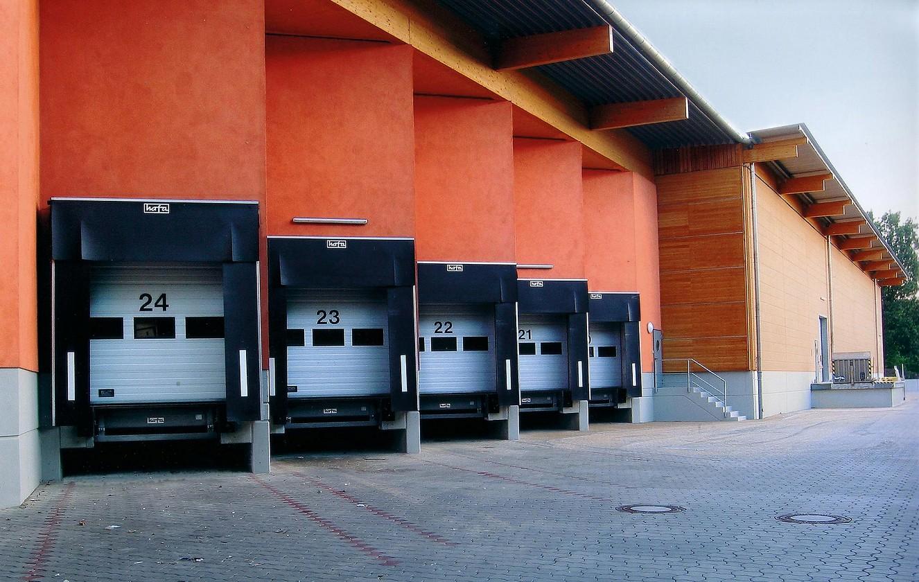 Terra Logistikzentrum, Berlin-Neukölln